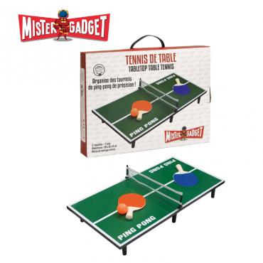 Mini Tennis de Table pour 12€